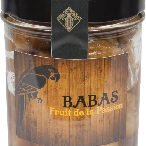 Babas fruits de la passion